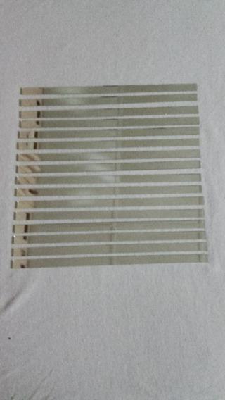 Espejos En Varillas O Tiritas De 1cm X 30 Cm Por(50und)