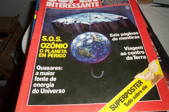 Revista Super Interessante Abril 1988 Ref 23