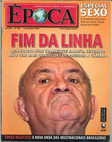 Revista Epoca - Setembro/2005