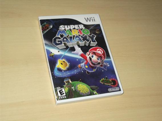 Wii - Super Mario Galaxy (americano)
