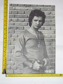 Poster Roberto Carlos Cod Fg4567