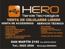Servicio Técnico Celulares, Software, Hardware, Desbloqueos
