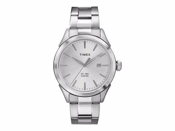 Reloj Para Caballero Style Elevated Timex Original