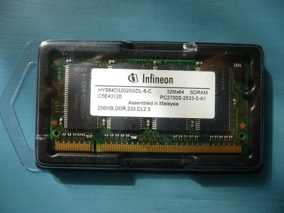 Memoria Ram 256 Mb Ddr 333 Cl2,5