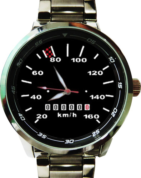 Relógio Pulso Velocímetro Fusca 160 Km Volkswagen Original