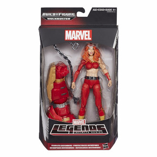 Thundra Marvel Legends Baf Hulkbuster Novo Original Hasbro A