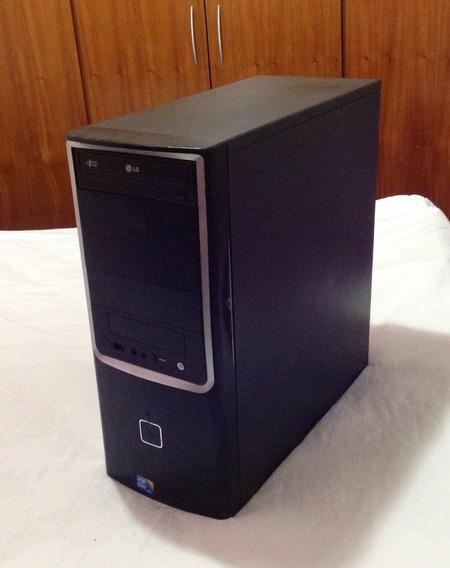 Pc Intel E8400 @ 3,2ghz G31 M S2l 4 Giga De Ram Completo