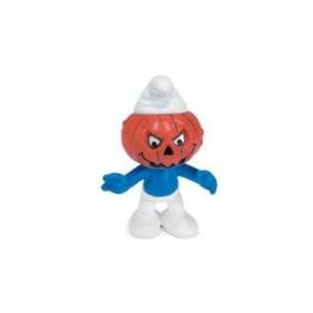 Pumpkinhead Smurf - Miniatura Imp. Schleich - Smurfs - Nova!