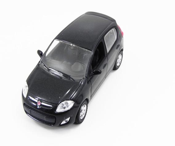 Miniatura Fiat Palio 2012 Preto Escala 1/43- Norev 771180