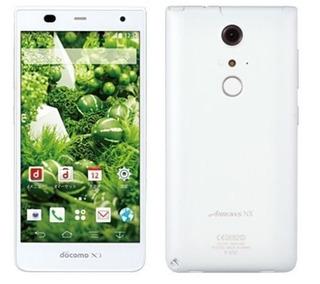Docomo Fujitsu F-05f Arrows Nx Android Gsm Smartphone