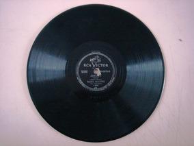 Disco 78 Rpm - Vicente Celestino -rca Victor 80-0078