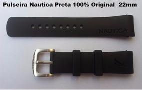 Pulseira Relogio Nautica Original N16564g N14537 N17526g Pre
