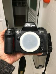 Câmera Nikon F-80 Slr Corpo