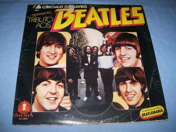 The Beetles Group - Lp Vinil Tributo Aos Beatles (zeppelin
