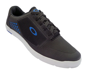 Tênis Oakley Bend Preto E Azul