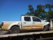 Sucata Nissan Frontier 2.8 Attack Para Venda De Peças Usadas