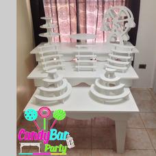 Alquiler De Mobiliario Para Fiestas, Candy Bar:
