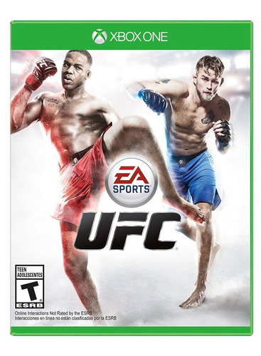 Ufc - Xbox One - Pronta Entrega!