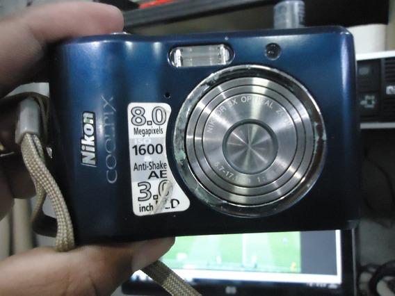 Câmera Nikon Coolpix 8.0 ( Leia O Anuncio )