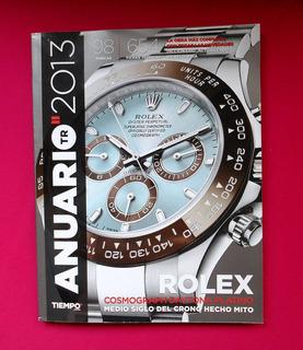 Anuario Relojes 2013 Tiempo Bueno Vbf