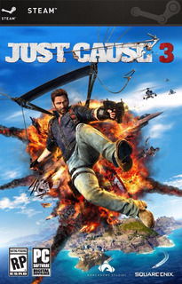 Just Cause 3 || Pc || Steam || Original || Digital