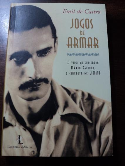 Livro Jogos De Armar Emil De Castro