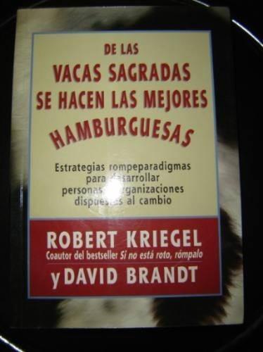 De Las Vacas Sagradas Se Hacen Las Kriegel R, Marketing