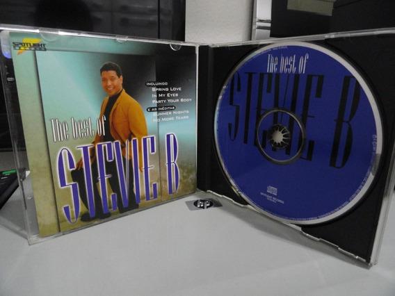 Rarissimo Cd Stevie B - The Best Of...