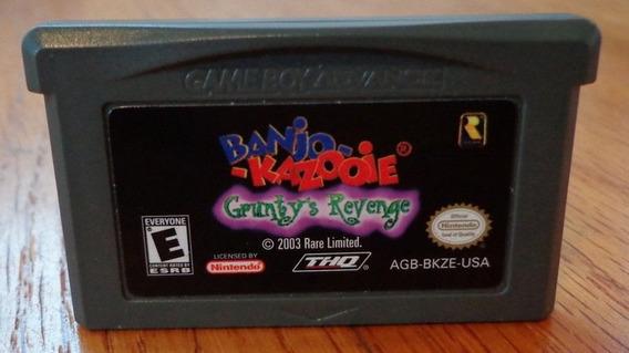 Gba: Banjo Kazooie Grunty