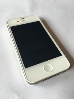 iPhone 4 8gb Branco - Ótimo Estado