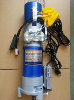 Motor P/ Portas D Aço Automáticas 200 Kg C/ 2 Controle Compl