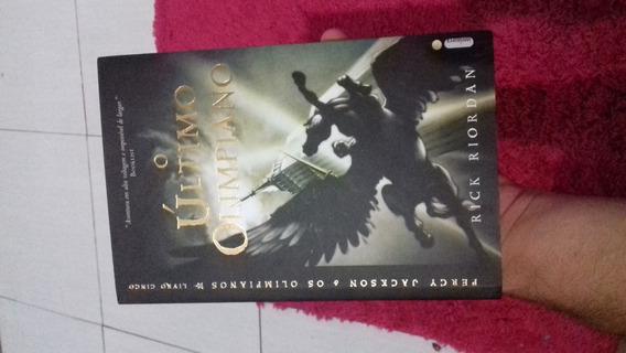 Livro O Ultimo Olimpiano (livro Novo)
