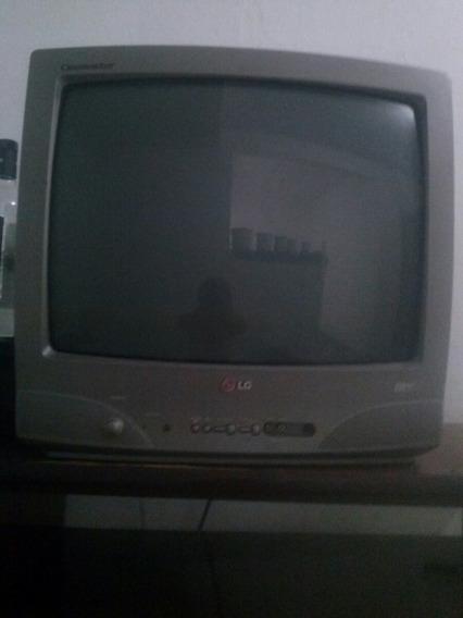 Tv Lg Usada Em Otimas Condicoes
