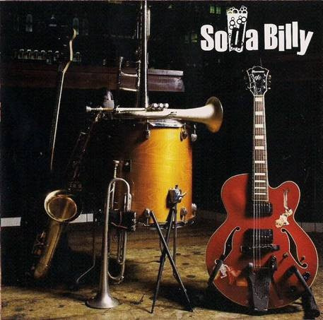 Cd-soda Billy:blues,rock-novo:lacrado:banda Amazonense