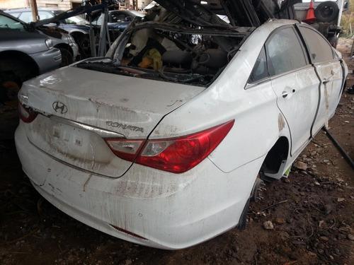 Hyundai Sonata En Desarme 2011 Hasta 2014