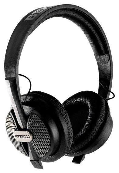 Fones De Ouvido Behringer Headphones Hps 5000 435 Hps5000