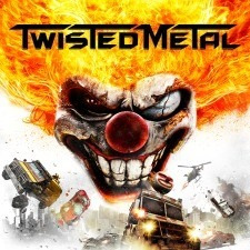 Twisted Metal Playstation 3 Artgames