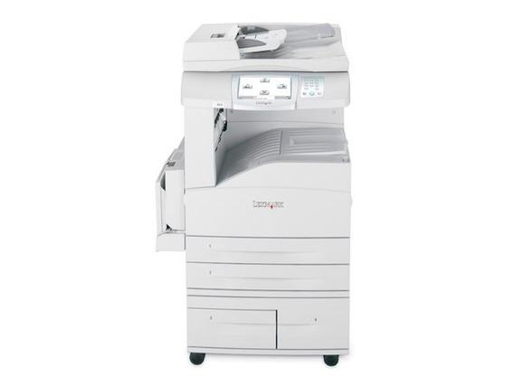 Multifuncional Monocromatica Lexmark X850 36ppm Usada