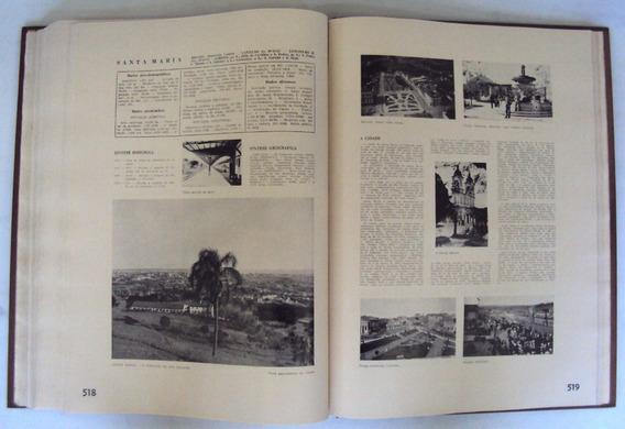 Livro Rio Grande Do Sul Imagem Da Terra Gaúcha 1942 Madeira