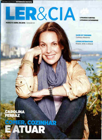 Ler & Cia 61 * Mar/abr 2015 * Carolina Ferraz