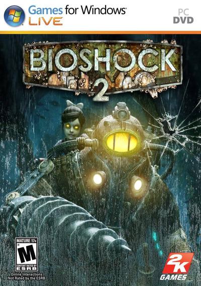 Bioshock 2 Pc Original Novo E Lacrado Pronta Entrega
