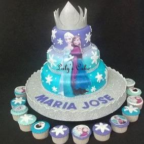 Tortas Decoradas, Gelatinas, Cupcakes Y Más.
