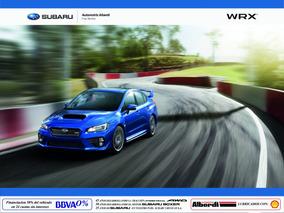 Subaru Wrx Pack Ii 268 Hp S-awd 6-mt Con Alerón Alto Y Srvd