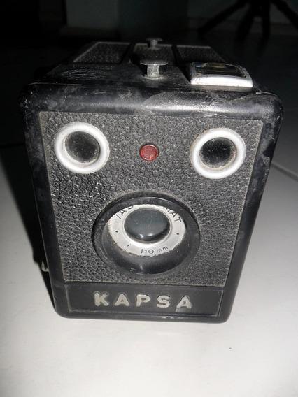 Máquina Fotográfica Kapsa Vascromat 110mm