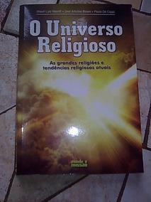 Universo Religioso.pesquisa Sobre Todas Religiões Existente