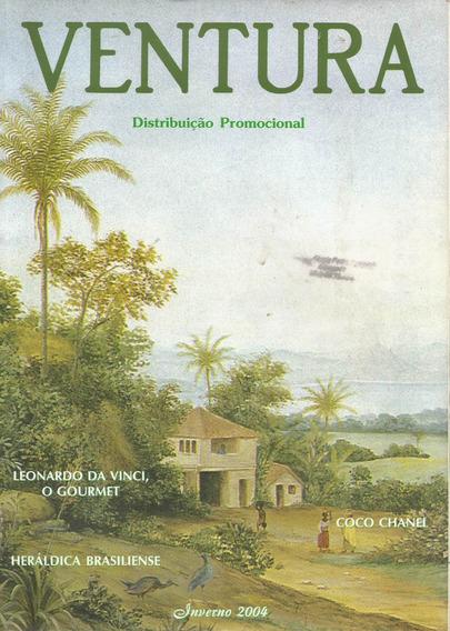 Revista Ventura - Edição Especial E Bilingue - 2004 -cultura