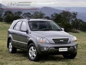 Kit Filtros Sorento 2.5 16v Crdi Diesel Ano 2007