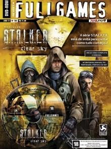 Revista Fullgames S.t.a.l.k.e.r. Clear Sky