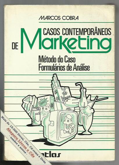 Casos Contemporâneos De Marketing - M. Cobra