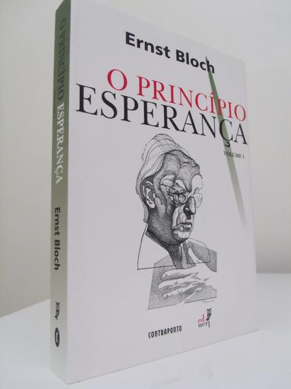 Livro - O Princípio Esperança ( Vol. 1) - Ernst Bloch